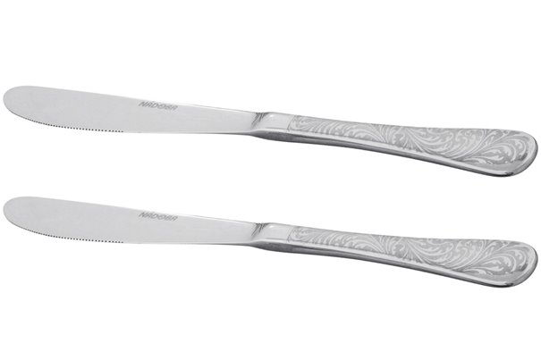 Столовые ножи 2 штуки Nadoba Peva Чехия