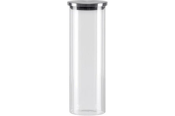 Баночка со Стальной крышкой 1,65 литра 1 штука Nadoba Silvana Чехия