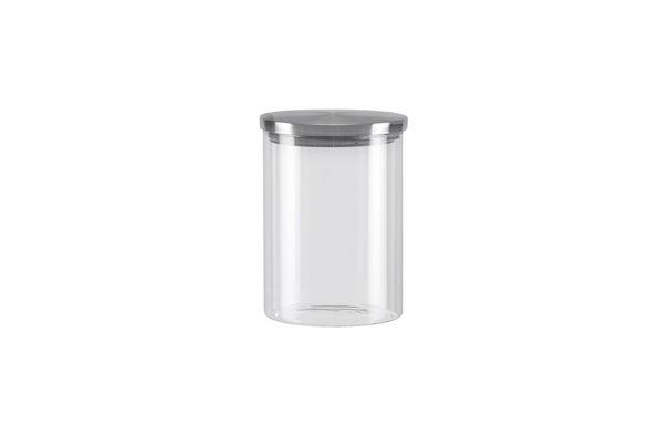 Баночка со Стальной крышкой 0,7 литра 1 штука Nadoba Silvana Чехия