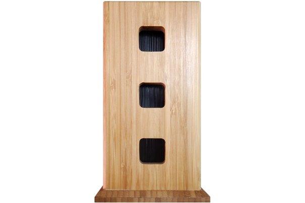 Бамбуковый блок для Ножей 1 штука Nadoba Esta Чехия