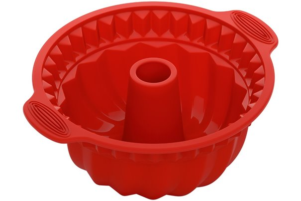 Форма для Кекса 28 см Круглая глубокая 1 штука Nadoba Mila Чехия