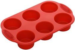 Форма для 6 Кексов 30 см Прямоугольная 1 штука Nadoba Mila Чехия