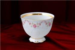 Чашка для Меда 50 мл 1 штука Соната Мелкие Цветы Золото Чехия