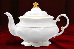 Чайник 1,5 литра 2 предмета Соната Отводка Золото Чехия