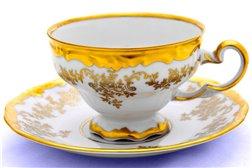 Набор Чайных Чашек 210 мл на 6 персон 12 предметов Катарина Кастэл (202) Германия