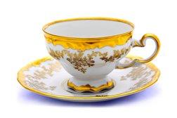 Набор Кофейных Чашек 100 мл на 6 персон 12 предметов Катарина Кастэл (202) Германия