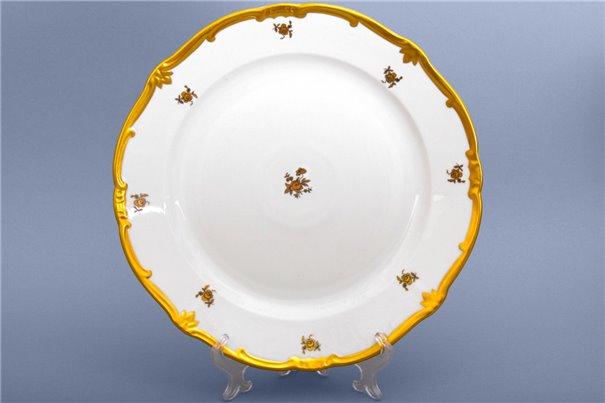 Блюдо Круглое 30 см 1 штука Катарина Золотая Роза (1007) Германия