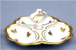 Менажница 19 см 1 штука Катарина Золотая Роза (1007) Германия