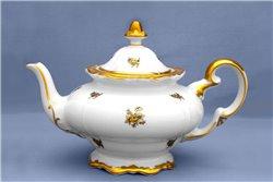 Чайник 600 мл 2 предмета Катарина Золотая Роза (1007) Германия