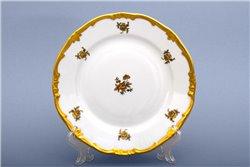 Набор Десертных Тарелок 19 см 6 штук Катарина Золотая Роза (1007) Германия