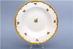 Набор Глубоких Тарелок 24 см 6 штук Катарина Золотая Роза (1007) Германия