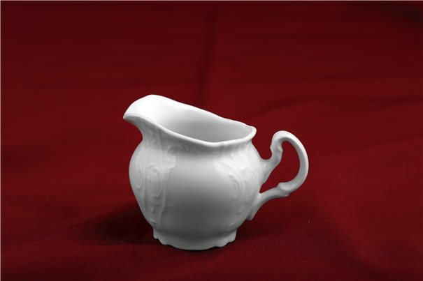 Молочник 50 мл 1 штука Бернадотт Белая Посуда Чехия