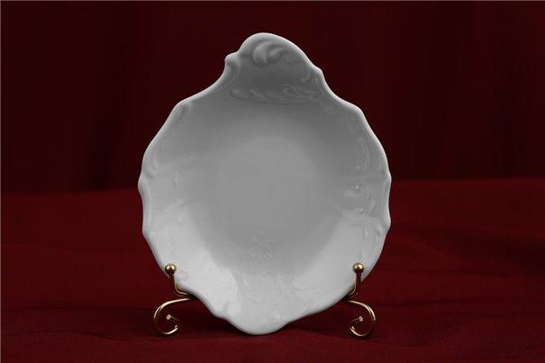 Набор Розеток 13 см с Ручками 6 штук Бернадотт Белая Посуда Чехия