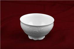 Пиала 360 мл 11,5 см 1 штука Бернадотт Белая Посуда Чехия