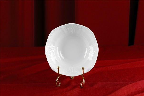 Набор Салатников 16 см 6 штук Бернадотт Белая Посуда Чехия