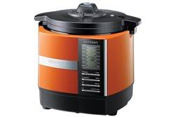 Мультиварка скороварка 5 литров MP5005 Оранжевая Oursson Корея