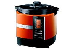 Мультиварка скороварка 5 литров MP5015 Оранжевая Oursson Корея
