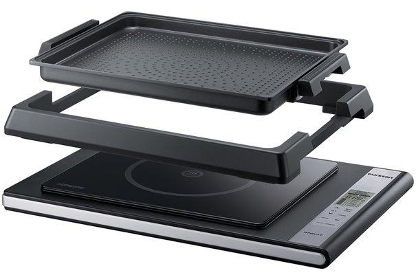 Индукционная плита IG1200B Черная Oursson Корея
