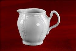 Молочник 180 мл 1 штука Бернадотт Белая Посуда Чехия