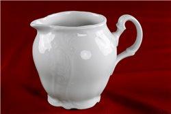 Молочник 250 мл 1 штука Бернадотт Белая Посуда Чехия