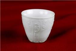 Стопка для Ликера 30 мл 1 штука Бернадотт Белая Посуда Чехия