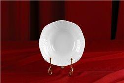 Набор Салатников 19 см 6 штук Бернадотт Белая Посуда Чехия