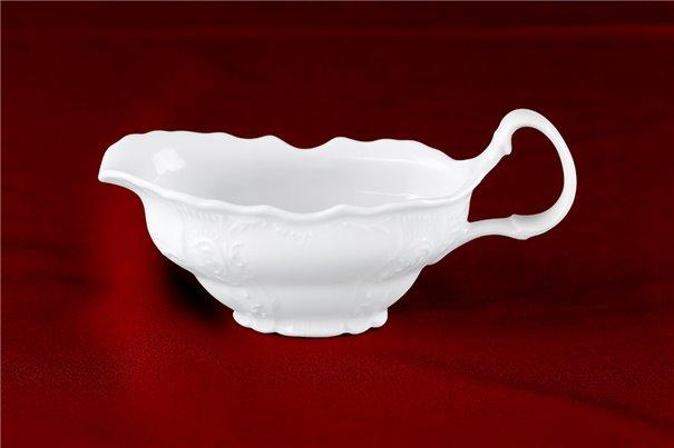 Соусник 50 мл 1 штука Бернадотт Белая Посуда Чехия